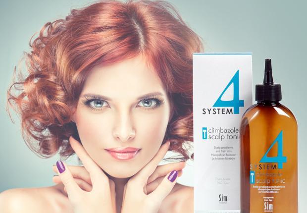 Подробно о комплексе от выпадения волос Система 4 (System 4)