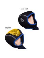 Тренажер волос - компрессионная маска для стимуляции роста волос фото