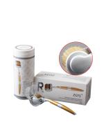 ZGTS дермароллер (скальпроллер) MR100 титановые, позолоченные иглы 1мм фото